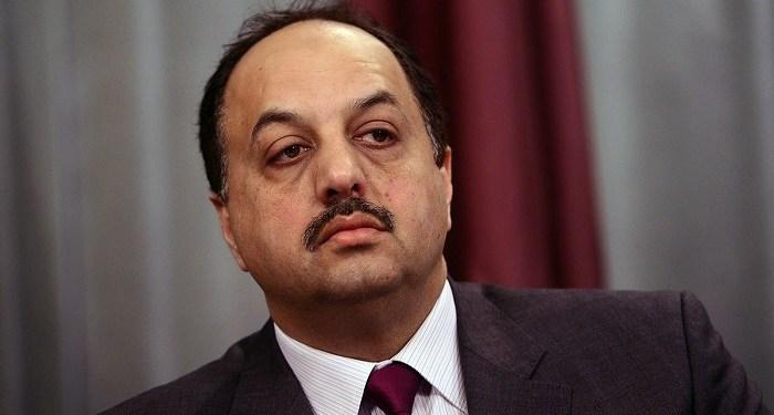 Menteri Pertahanan Qatar Khalid Bin Mohammad Al Attiyah. Foto: MEMO