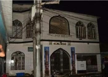 Masjid Bangladesh. Foto: Daily Bangladesh