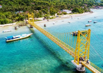 Wisata ke Nusa Lembongan 1