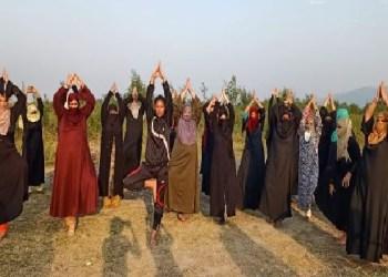 kelas Yoga. Foto: One India
