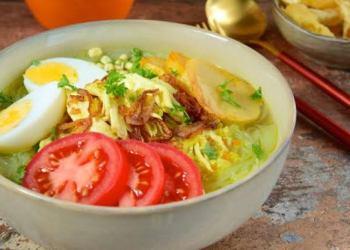 Yuk Bikin Soto Ayam Spesial untuk Keluarga 1