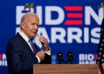 Presiden terpilih AS Joe Biden. Foto: Independent