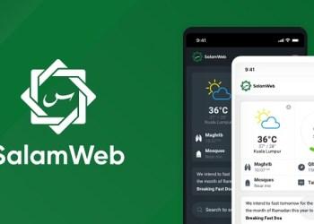 SalamWeb Browser. Foto: APK Support