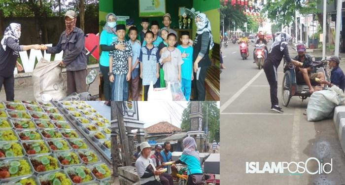 Kerjasama dengan Komunitas Jumat Berkah, IslamposAid Serahkan Nasi Kotak Jumat di Purwakarta, Jawa Barat 1