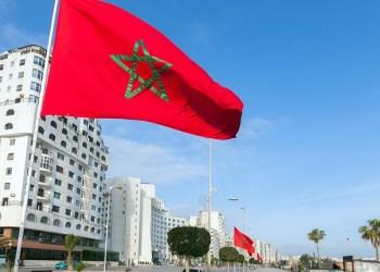 Bendera Maroko. Foto: Al Ayam