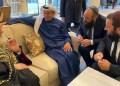 Rabbi Israel berkunjung ke UEA. Foto: Yeni Safak