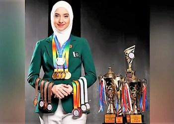 Emma Alam. Foto: National Heroes