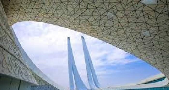 Masjid Starlit. Foto: The Islamic Information