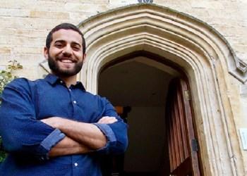 Hasaan Shahawy. Foto:  Harvard Gazette - Harvard University