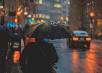 Hujan. Foto: Unsplash