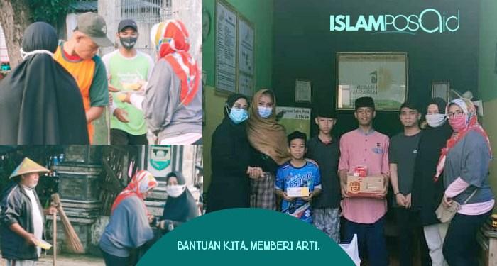 Kerjasama dengan KJB, IslamposAid Serahkan Nasi Kotak Jumat Pagi di Purwakarta senilai Rp. 500.000 1