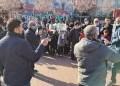 Aktivis Denmark dukung warga Al Quds. Foto: PIC