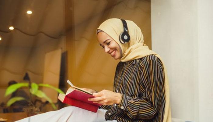 muslimah hijab musik haram