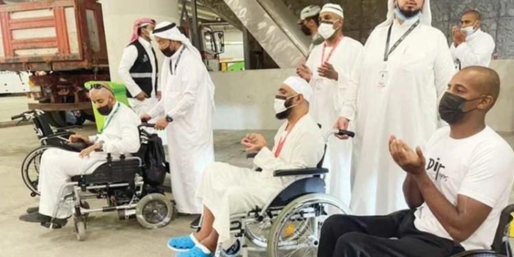 Jamaah Haji dengan Kebutuhan Khusus