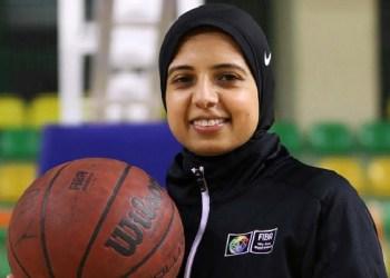 Sara Gamal wasit berhijab Olimpiade Tokyo