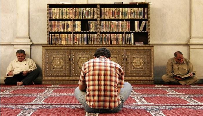 Abu Hanifah, hadis menuntut ilmu, membaca kitab makna Islam