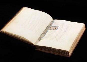 puisi epik Italia 550 tahun berisi pujian untuk sultan Ottoman