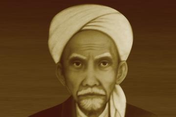 Kiai Kholil Bangkalan-Kiai Kholil Mengetahui Maksud Kedatangan Habib Jindan-IslamRamah.co