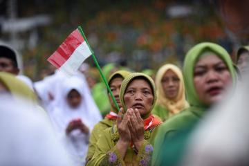 Muslimat NU Deklarasikan Anti-Hoaks-IslamRamah.co