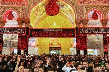 Makam Imam Husein-IslamRamah.co