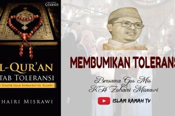 Membumikan Toleransi-IslamRamah.co