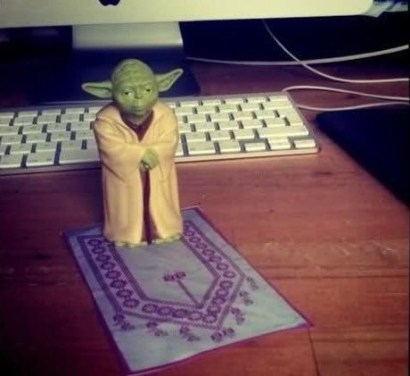 Muslim-Yoda