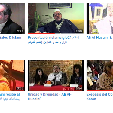 Videos de Islamsiglo21 en You Tube (5)