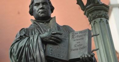 ¿Tomó Lutero del Profeta Muhammad (BPDyC) su idea de salvación?