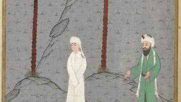 Salmán al-Farsi (con él sea la paz)