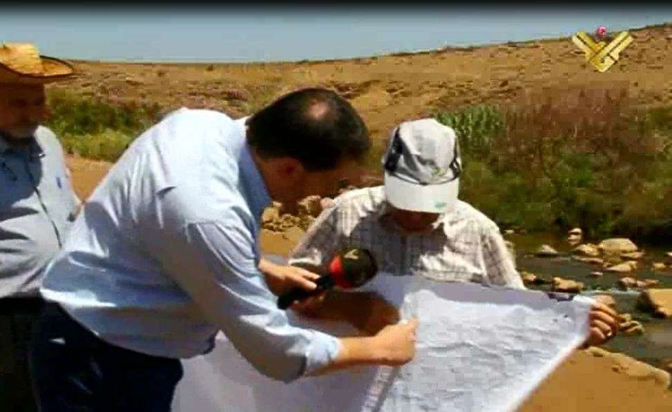 Al-Manar Detects Zionist Piracy Attempt at Lebanese-Palestinian Borders
