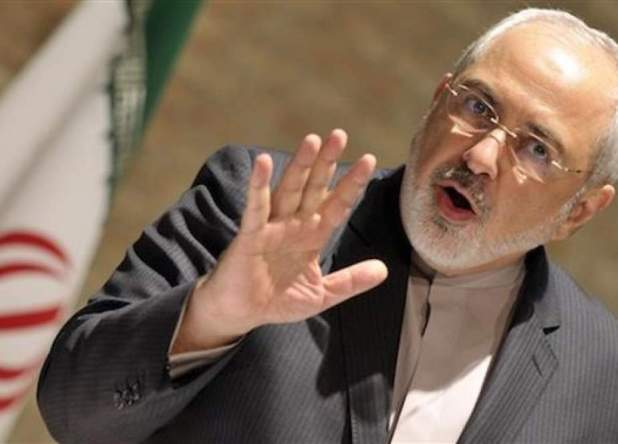 Mohammad Javad Zarif Iranian Foreign Minister