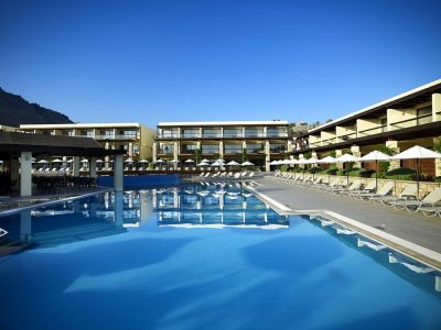 Island Blue Hotel – Welcome to Pefkos