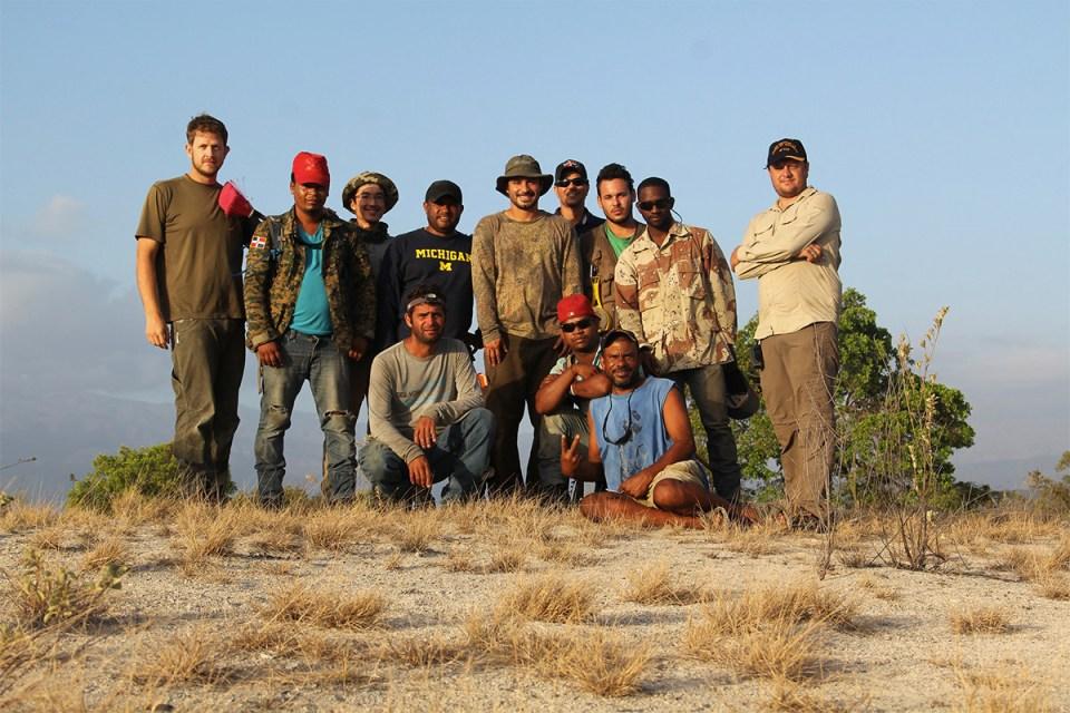 Island Conservation dominican republic cabritos island