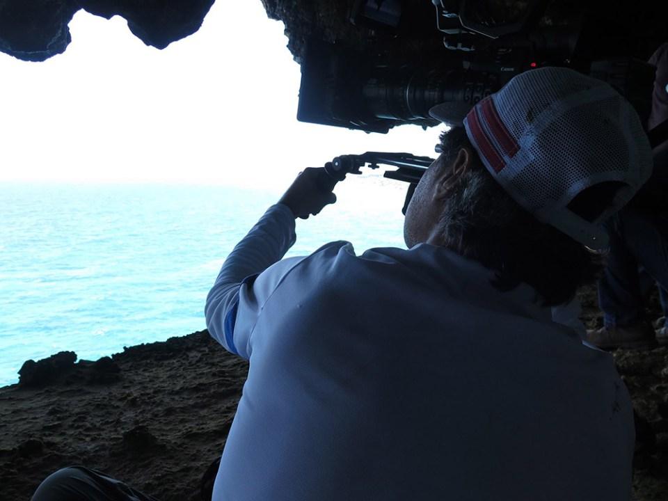 island conservation mona island filming