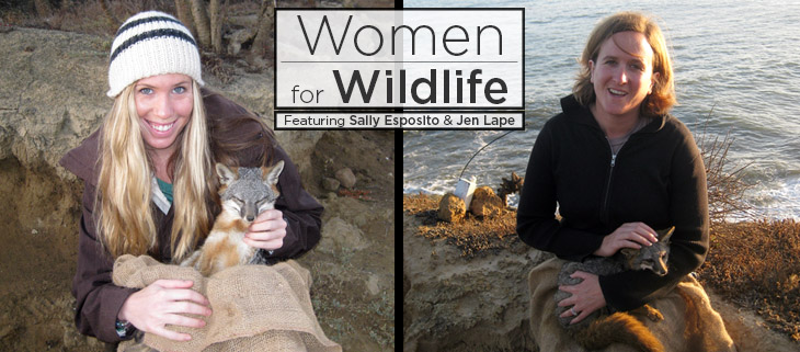 island conservation sally esposito jen lape women's history month