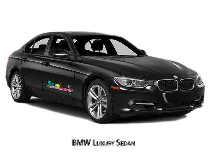 Luxury BMW Sedan – Sandals Montego Bay