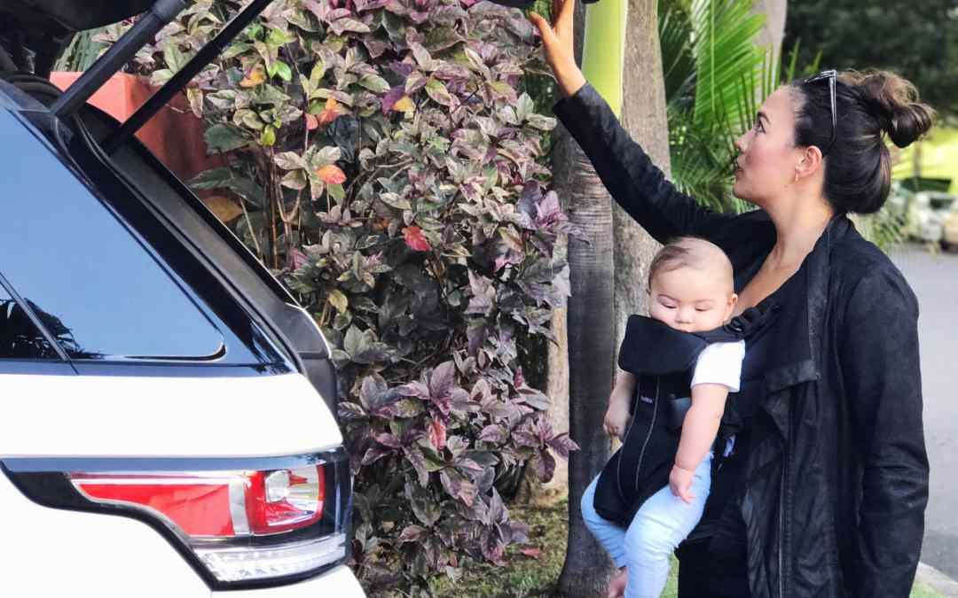 Tips for traveling with your baby to make life easier
