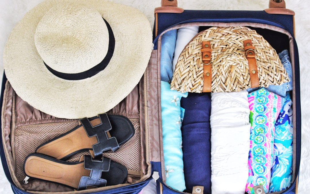 TIPS ON HOW TO PACK FOR YOUR NEXT VACAY