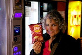 Ketchup flavored Lays Chips - available only in Canada!