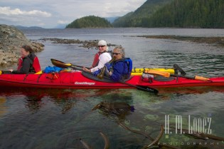 Telegraph Cove Kayak  039