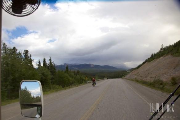 Cycling the Alaska Highway!