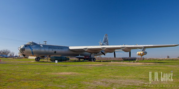 One of only four remaining B36a in existence, with matching atomic bomb!