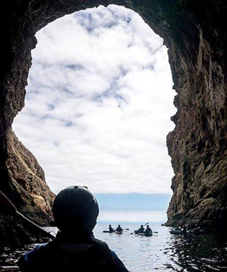 Painted Cave Kayak