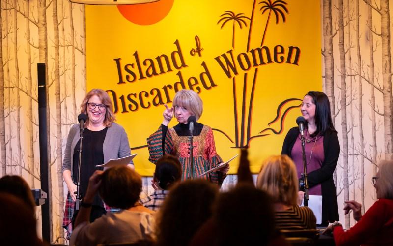 Shanan, Sue and Silvia