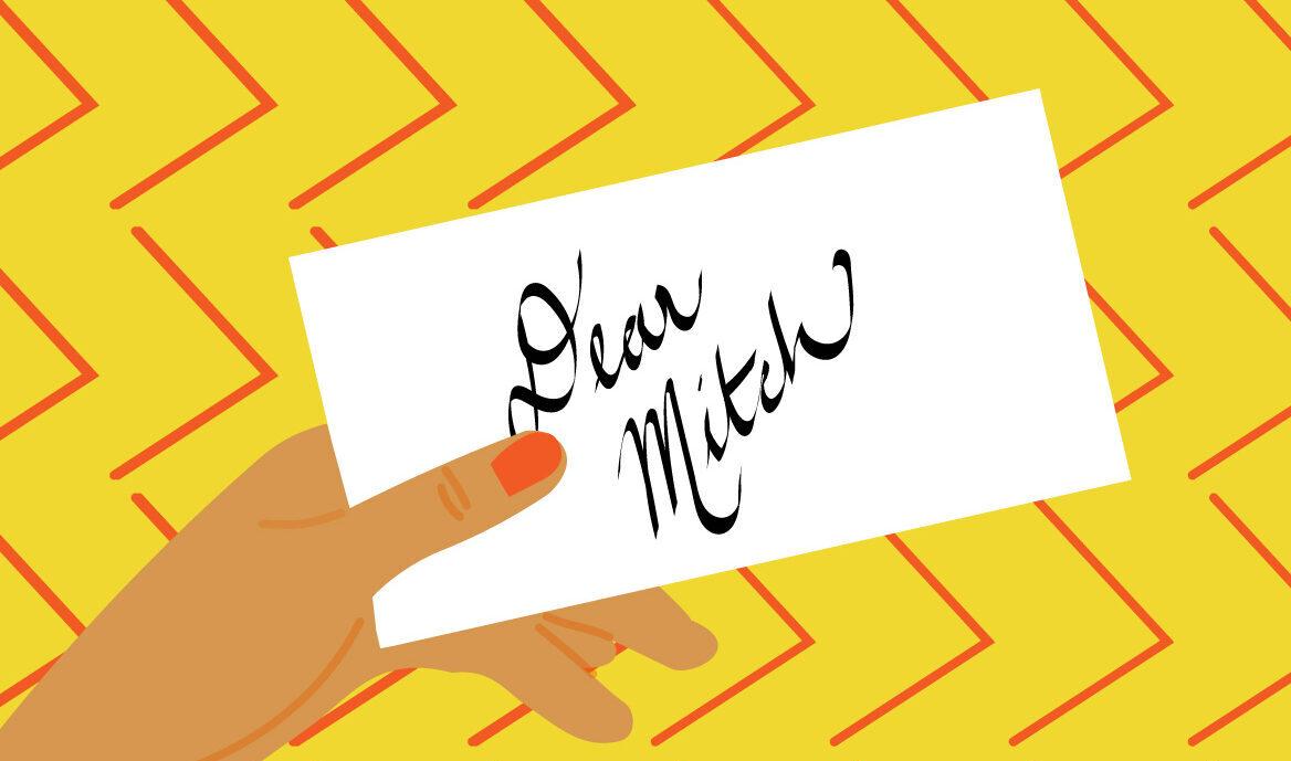 Dear Mitch