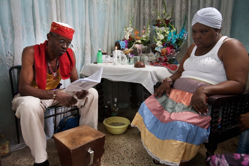 Reclaiming The Caribbean's Old Religions: Vodou, Santeria