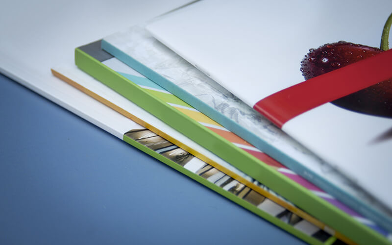 Five Printed Booklets