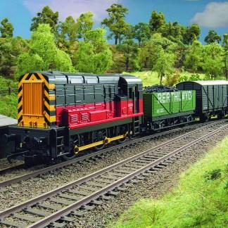 Diesel & electric locomotives