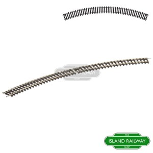 Hornby Second Radius Double Curve Track Piece