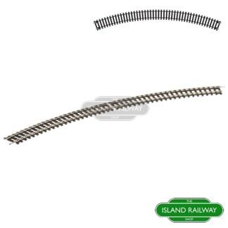 Hornby Second Radius Double Curve Track Piece